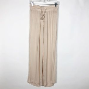 Anthropologie Current Air Wide Leg Pants